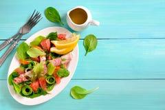 Verse sappige salade stock foto