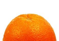 Verse sinaasappel Royalty-vrije Stock Foto's