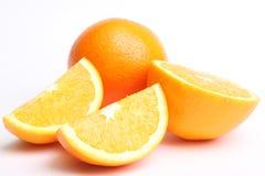 Verse sinaasappelen Stock Foto