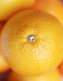 Verse sinaasappelen Royalty-vrije Stock Foto