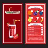 Verse smoothie Stock Foto