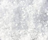 Verse sneeuw Stock Afbeeldingen