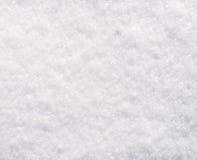 Verse sneeuwtextuur royalty-vrije stock foto