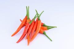 Verse Spaanse pepers Stock Fotografie
