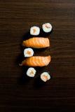 Verse sushi Royalty-vrije Stock Fotografie
