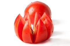 Verse tomaat Stock Afbeelding