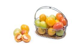 Verse tomaat Stock Fotografie