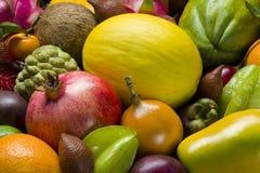 Verse tropische vruchten stock fotografie