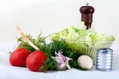 Verse vegatbles Royalty-vrije Stock Foto's