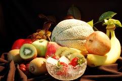 Verse vruchten Stock Afbeelding