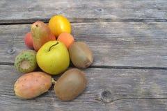 Verse Vruchten Stock Afbeeldingen