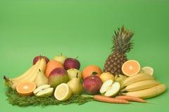 Verse vruchten en groenten Royalty-vrije Stock Afbeelding