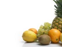 Verse vruchten/vitaminen Royalty-vrije Stock Afbeeldingen