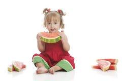 Verse watermeloen Stock Foto's