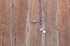 Verse on wooden door. Verse on wooden old door Royalty Free Stock Photos