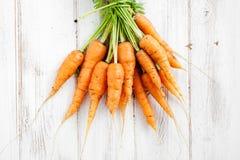Verse wortelen Royalty-vrije Stock Fotografie