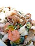 Verse zeevruchten royalty-vrije stock afbeeldingen