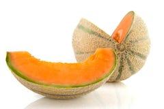 Verse zoete meloen Stock Afbeelding