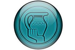 Verseau Image stock