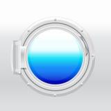 Versenden Sie Fenster Stockfoto