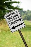 Versenden und Empfangen lizenzfreie stockfotos
