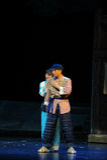 Versez l'opéra out- de Jiangxi une balance Photo stock
