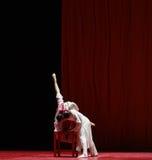 """Versi tutto il  senziente di Lanfang†di drama""""Mei di essere-ballo Immagini Stock"""