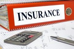 Versicherung stockbild