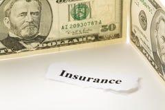 Versicherung Stockfoto