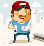 Versicherung für Arbeitskraft Lizenzfreie Stockbilder