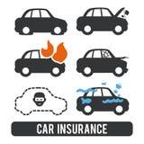 Versicherungsdesign Stockbild