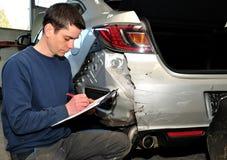Versicherungsexperte Lizenzfreie Stockfotografie