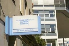 Versicherungskammer Baviera Immagini Stock Libere da Diritti