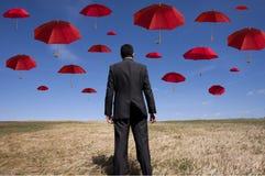 Versicherungslösung Stockfotografie