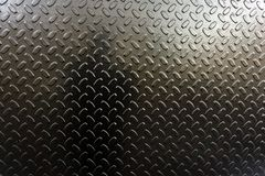 Versilbern Sie gehämmerten Metallhintergrund, metallische Beschaffenheit der Zusammenfassung, das Blatt der Metalloberfläche gema lizenzfreies stockbild