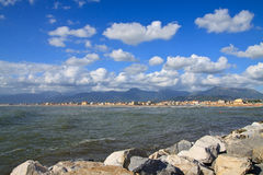 Versilia Royalty Free Stock Photos