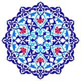 Version artistic ottoman pattern series ninety one Stock Photos