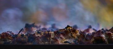 Version de Russe de chiche-kebab Photo libre de droits
