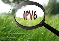 Version 6 för Internet Protocol Ipv6 Arkivfoton