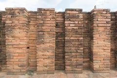 Versione 2 del muro di mattoni Fotografia Stock Libera da Diritti