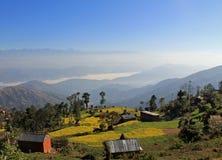 Verso Everest fotografia stock libera da diritti