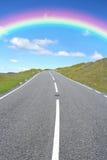 Verso il Rainbow immagini stock