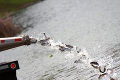 Versorgung des Sees Lizenzfreie Stockbilder