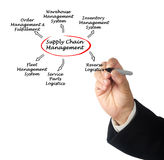 Versorgungskette-Lösungen Lizenzfreie Stockfotografie