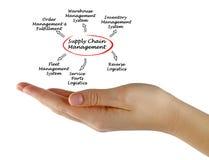 Versorgungskette-Management Lizenzfreie Stockfotografie
