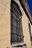 Versperd venster Royalty-vrije Stock Afbeelding
