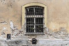 Versperd venster Royalty-vrije Stock Foto's