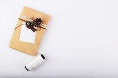 Verspotten Sie herauf Gegenstände neues Jahr ` s Stimmung stockfotos