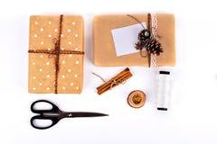 Verspotten Sie herauf Gegenstände neues Jahr ` s Stimmung stockbilder