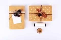 Verspotten Sie herauf Gegenstände neues Jahr ` s Stimmung lizenzfreie stockfotos